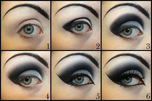 Easy-Step-By-Step-Halloween-Eye-Makeup-Tutorials-For-Beginners-2018-6