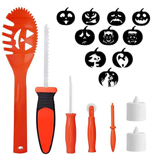 Professional-Pumpkin-Carving-Crafting-Kits-Tools-2018-4