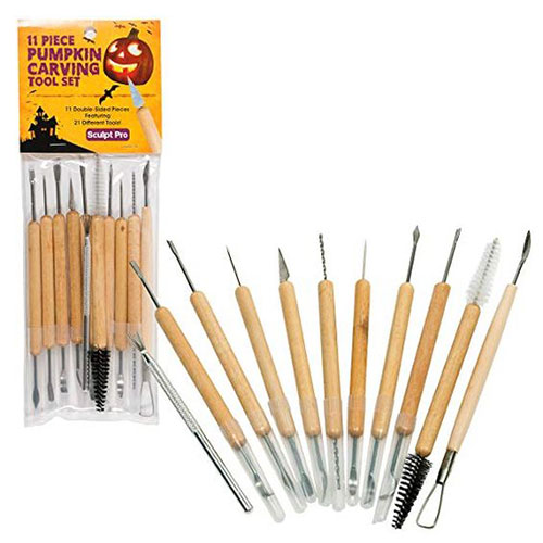 Professional-Pumpkin-Carving-Crafting-Kits-Tools-2018-5