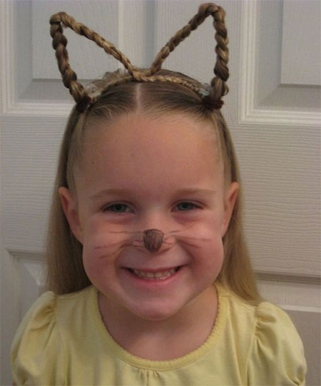 50-Crazy-Funky-Halloween-Hairstyles-For-Little-Girls-Kids-2018-12