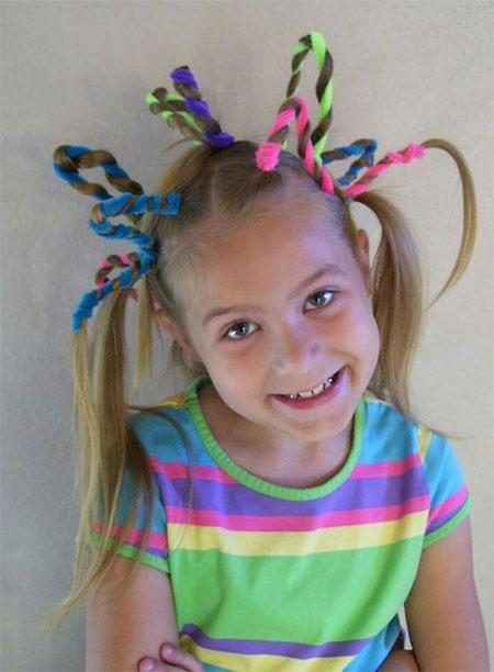 50-Crazy-Funky-Halloween-Hairstyles-For-Little-Girls-Kids-2018-13