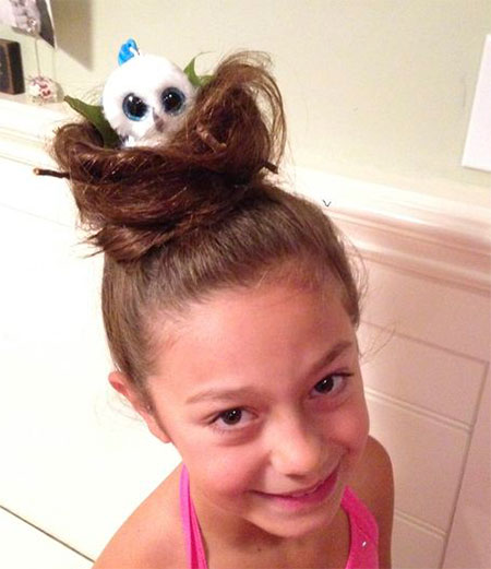 50-Crazy-Funky-Halloween-Hairstyles-For-Little-Girls-Kids-2018-15