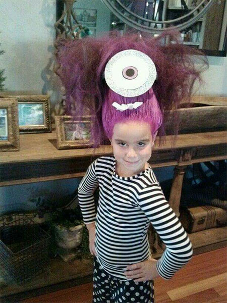 50-Crazy-Funky-Halloween-Hairstyles-For-Little-Girls-Kids-2018-19