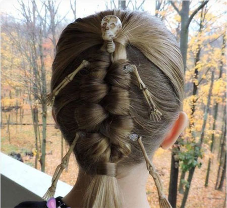 50-Crazy-Funky-Halloween-Hairstyles-For-Little-Girls-Kids-2018-21
