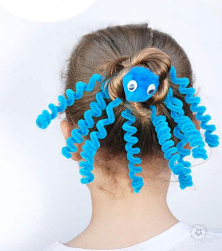 50-Crazy-Funky-Halloween-Hairstyles-For-Little-Girls-Kids-2018-24