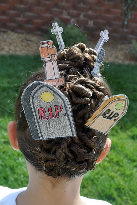 50-Crazy-Funky-Halloween-Hairstyles-For-Little-Girls-Kids-2018-26