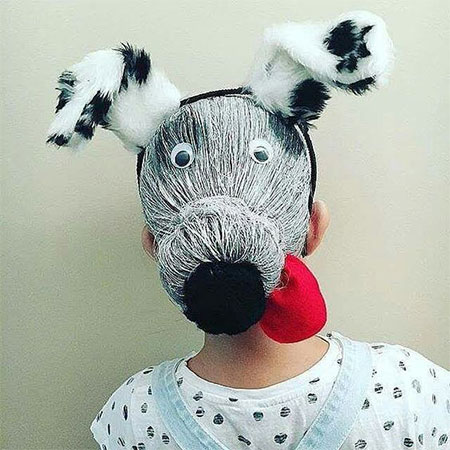 50-Crazy-Funky-Halloween-Hairstyles-For-Little-Girls-Kids-2018-27