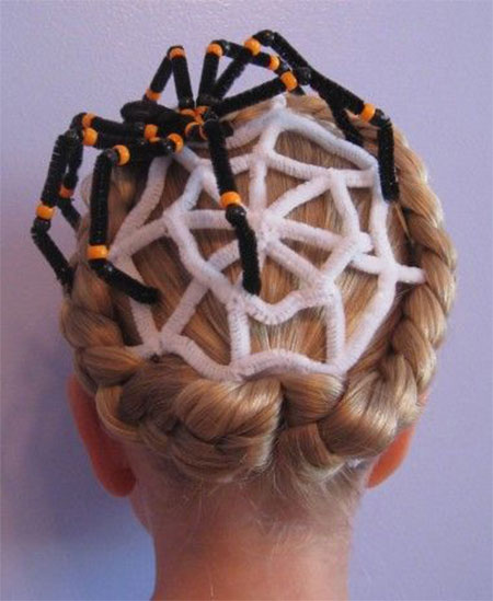 50-Crazy-Funky-Halloween-Hairstyles-For-Little-Girls-Kids-2018-29