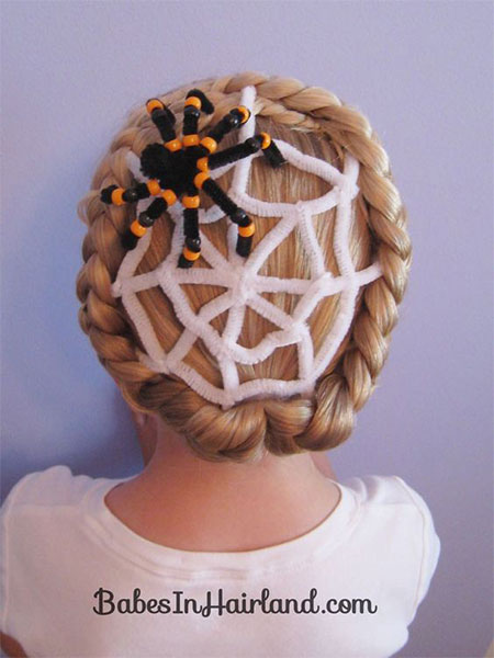 50-Crazy-Funky-Halloween-Hairstyles-For-Little-Girls-Kids-2018-30