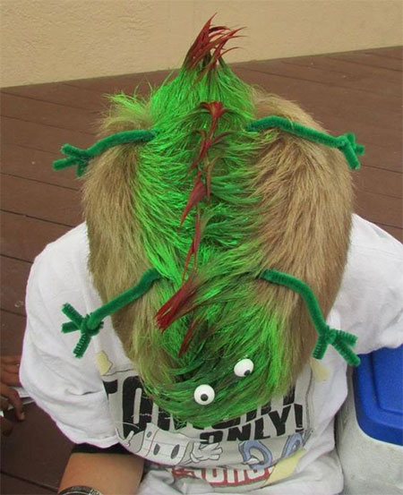 50-Crazy-Funky-Halloween-Hairstyles-For-Little-Girls-Kids-2018-41
