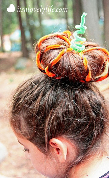50-Crazy-Funky-Halloween-Hairstyles-For-Little-Girls-Kids-2018-44