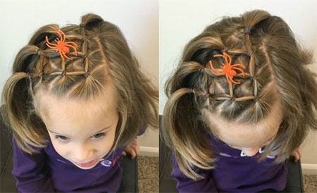 50-Crazy-Funky-Halloween-Hairstyles-For-Little-Girls-Kids-2018-48