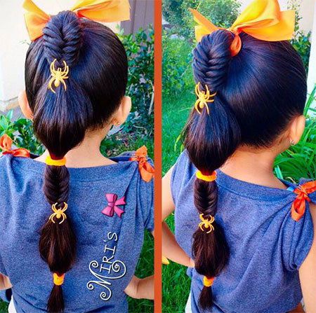 50-Crazy-Funky-Halloween-Hairstyles-For-Little-Girls-Kids-2018-49