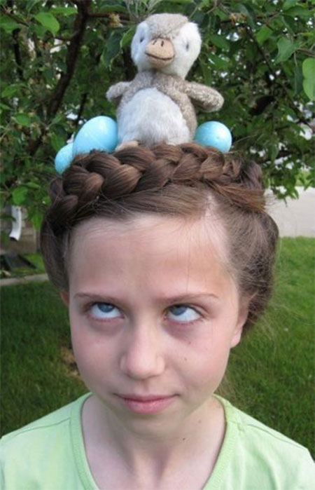 50-Crazy-Funky-Halloween-Hairstyles-For-Little-Girls-Kids-2018-5