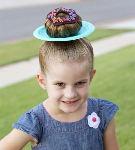 50-Crazy-Funky-Halloween-Hairstyles-For-Little-Girls-Kids-2018-8