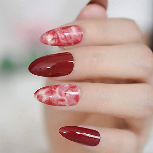10-Amazing-Red-Black-Halloween-Themed-Nail-Art-Stickers-Decals-2019-1
