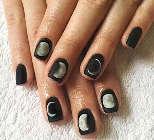 10-Amazing-Red-Black-Halloween-Themed-Nail-Art-Stickers-Decals-2019-10