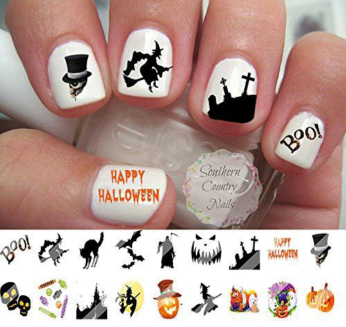 10-Best-Halloween-Inspired-Nails-Art-Decals-Designs-Ideas-2019-11