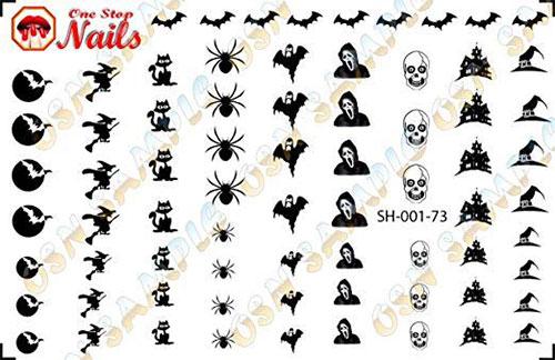 10-Best-Halloween-Inspired-Nails-Art-Decals-Designs-Ideas-2019-8