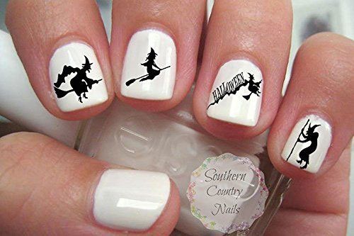 15-Best-Halloween-Witch-Nail-Art-Stickers-Designs-Trends-2019-6