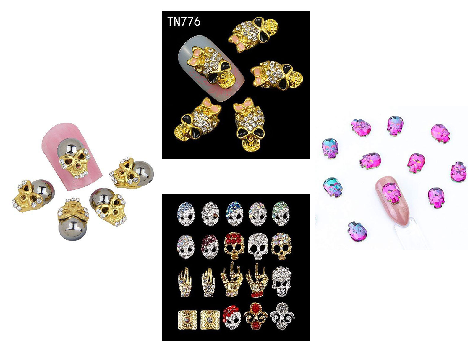 Halloween-Themed-Nail-Charms-2019-Nail-Accessories-F