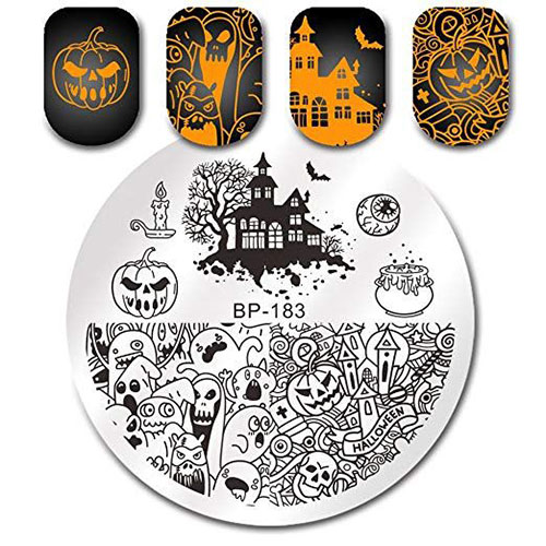 10-Best-Halloween-Stamping-Kits-For-Girls-Women-2019-6