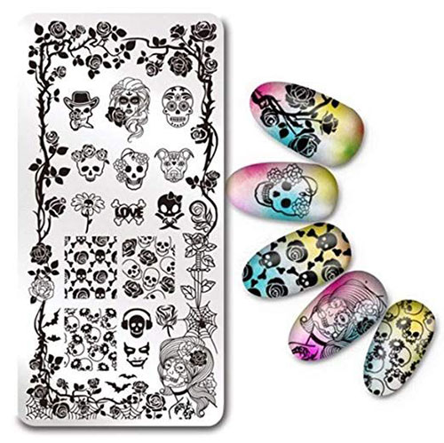 10-Best-Halloween-Stamping-Kits-For-Girls-Women-2019-8