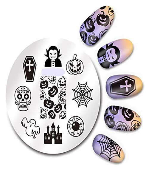 10-Best-Halloween-Stamping-Kits-For-Girls-Women-2019-9