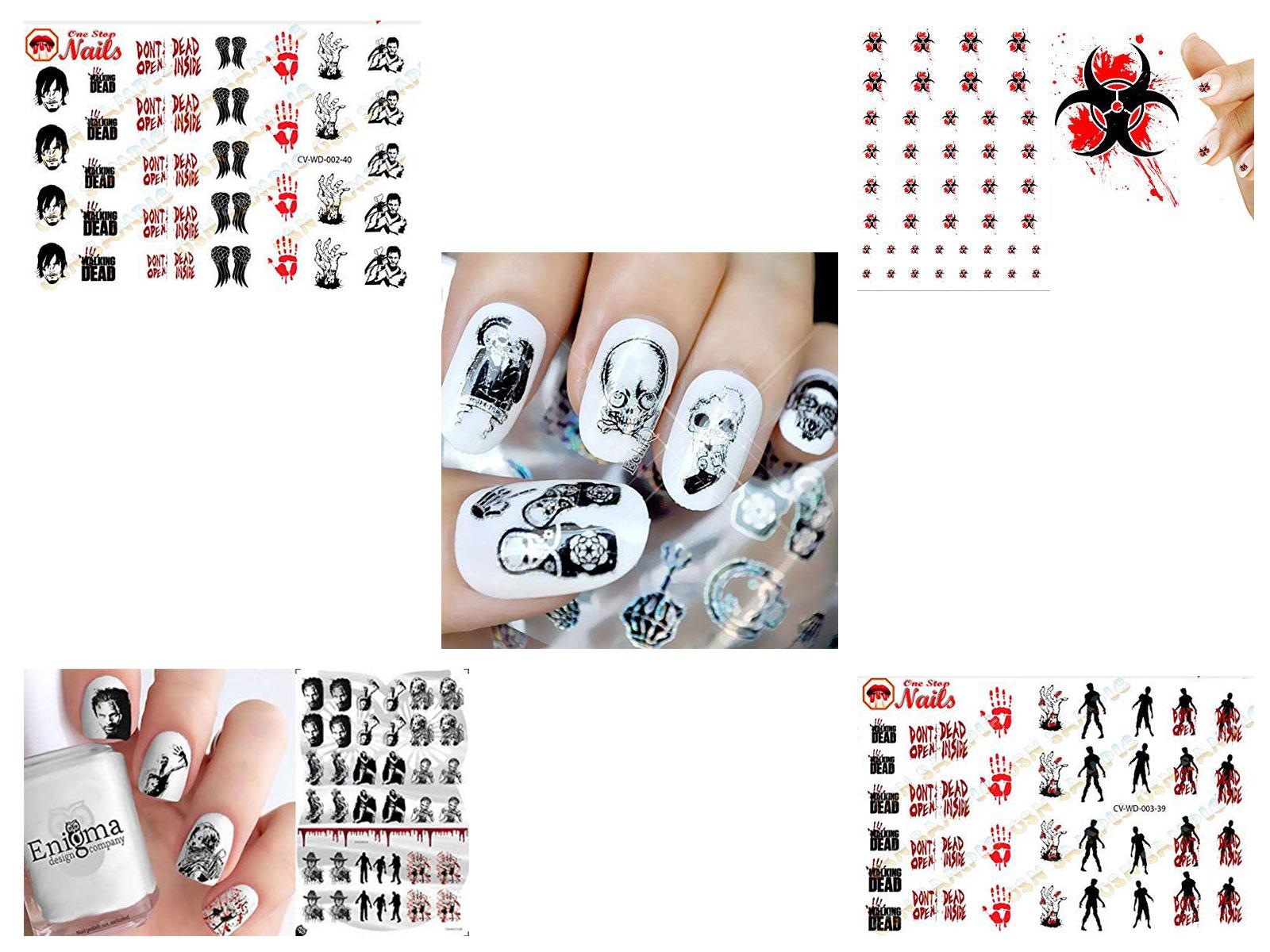 12-Halloween-Zombie-Nails-Art-Decals-Designs-Trends-2019-F