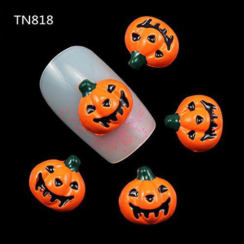 12-Newest-Nails-Art-Decorations-For-Halloween-2019-Nail-Accessories-9