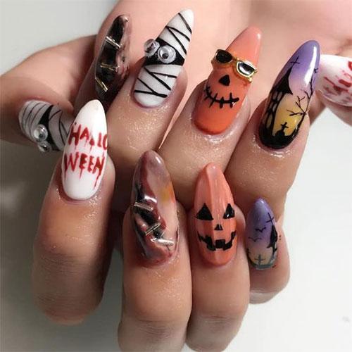 150-Best-Halloween-Nail-Art-Designs-Ideas-Trends-2019-110