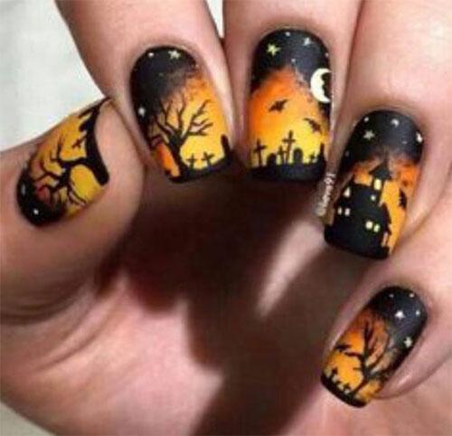 150-Best-Halloween-Nail-Art-Designs-Ideas-Trends-2019-119
