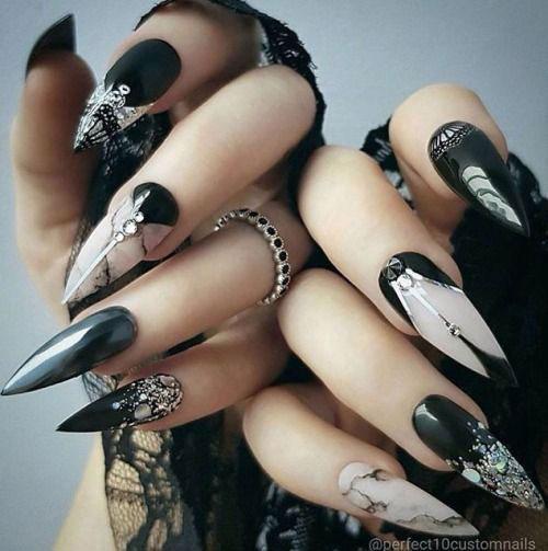 150-Best-Halloween-Nail-Art-Designs-Ideas-Trends-2019-70
