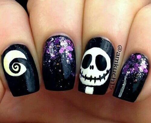 150-Best-Halloween-Nail-Art-Designs-Ideas-Trends-2019-97