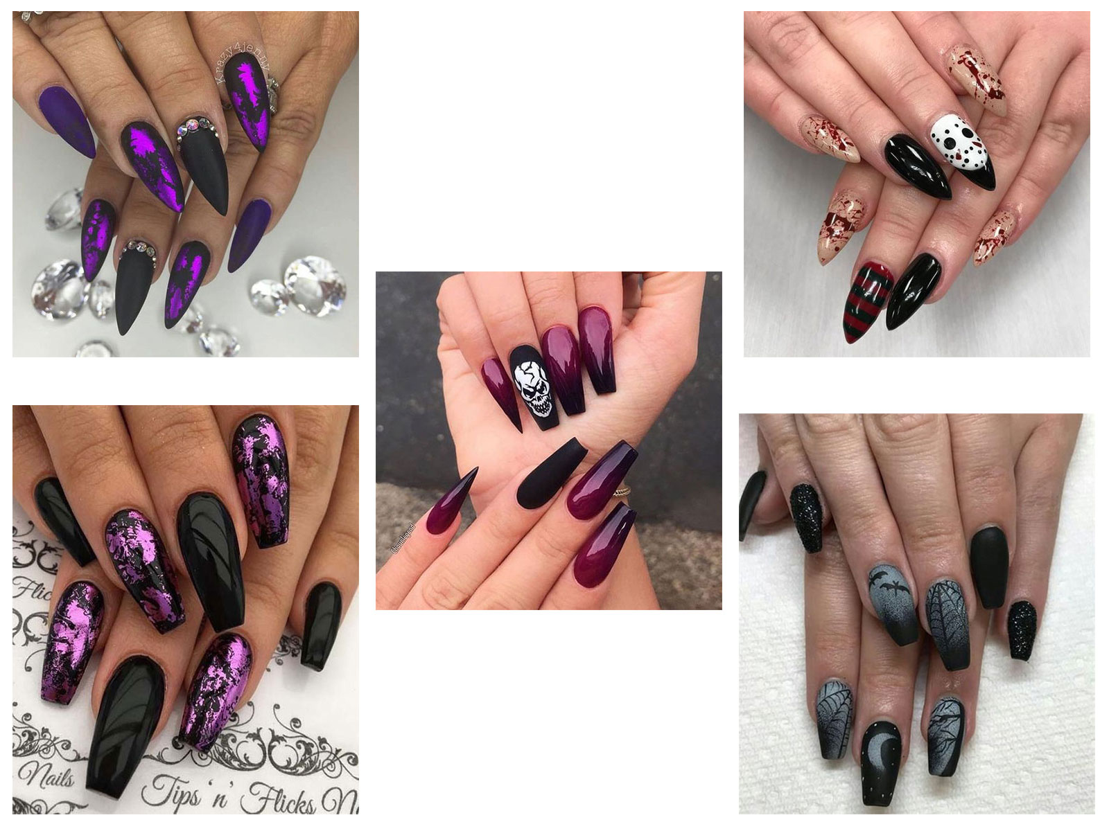150 Best Halloween Nail Art Designs Ideas Trends 2019 Idea Halloween