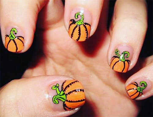 18-Halloween-Pumpkin-Nails-Art-Designs-Ideas-2019-11