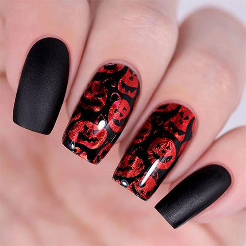 18-Halloween-Pumpkin-Nails-Art-Designs-Ideas-2019-14
