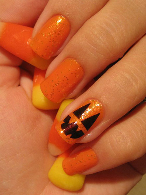 18-Halloween-Pumpkin-Nails-Art-Designs-Ideas-2019-15