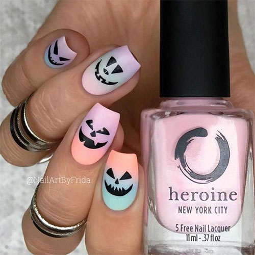 18-Halloween-Pumpkin-Nails-Art-Designs-Ideas-2019-16
