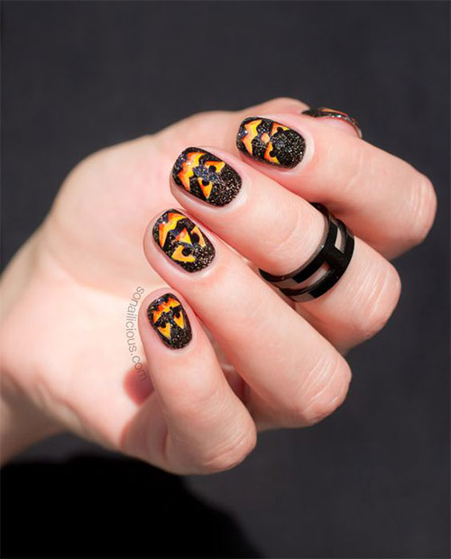 18-Halloween-Pumpkin-Nails-Art-Designs-Ideas-2019-17