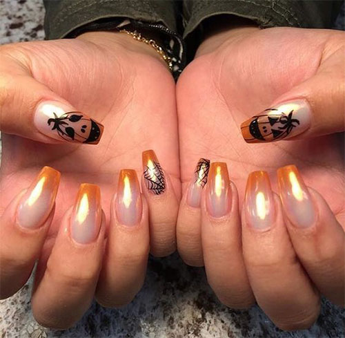 18-Halloween-Pumpkin-Nails-Art-Designs-Ideas-2019-19