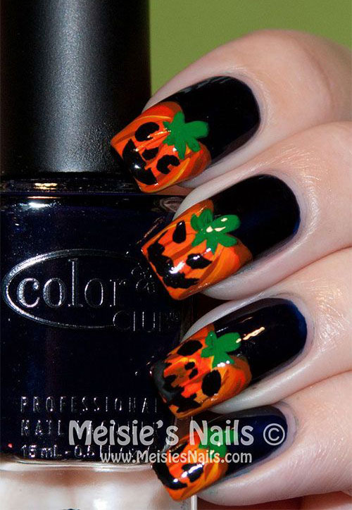 18-Halloween-Pumpkin-Nails-Art-Designs-Ideas-2019-5