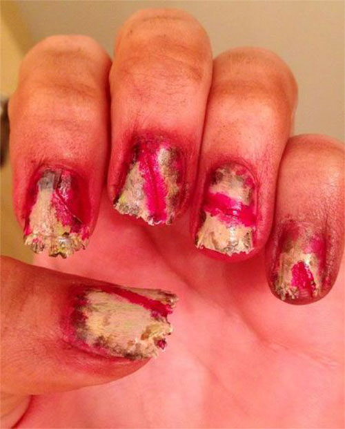 25-Halloween-Inspired-Zombie-Nails-Art-Designs-Ideas-2019-The-Walking-Dead-7