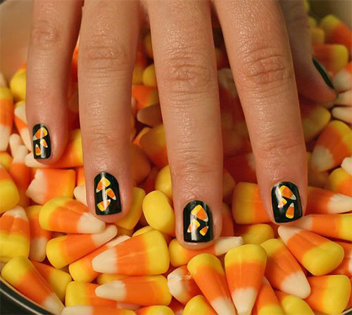 20-Very-Easy-Simple-Halloween-Candy-Corn-Nails-Designs-Ideas-2019-1