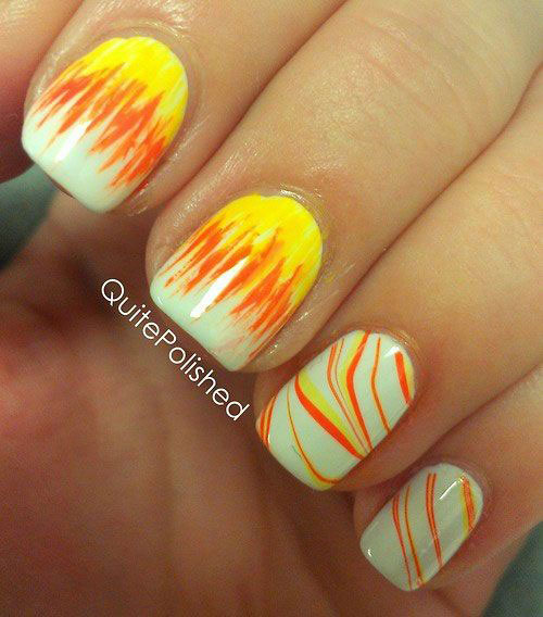 20-Very-Easy-Simple-Halloween-Candy-Corn-Nails-Designs-Ideas-2019-14