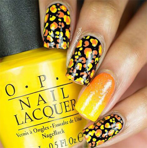 20-Very-Easy-Simple-Halloween-Candy-Corn-Nails-Designs-Ideas-2019-5