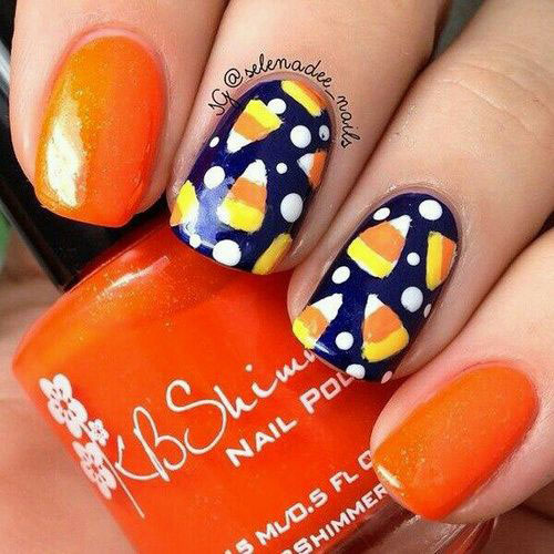 20-Very-Easy-Simple-Halloween-Candy-Corn-Nails-Designs-Ideas-2019-6