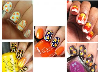 20-Very-Easy-Simple-Halloween-Candy-Corn-Nails-Designs-Ideas-2019-F