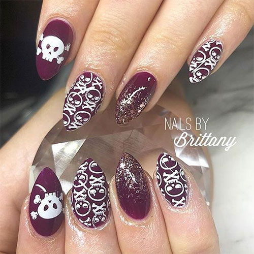 25-Halloween-Skull-Nail-Art-Designs-Ideas-Trends-2019-Monster-Nails-13