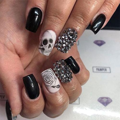 25-Halloween-Skull-Nail-Art-Designs-Ideas-Trends-2019-Monster-Nails-16